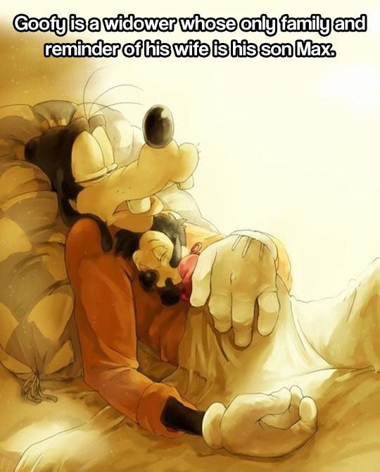 Goofy's True Story