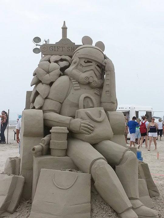Incredible Sculpture