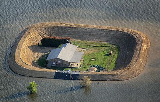 Screw floodwater!