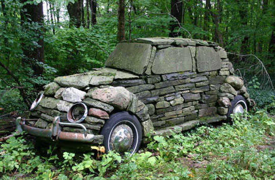 Stone age Beetle