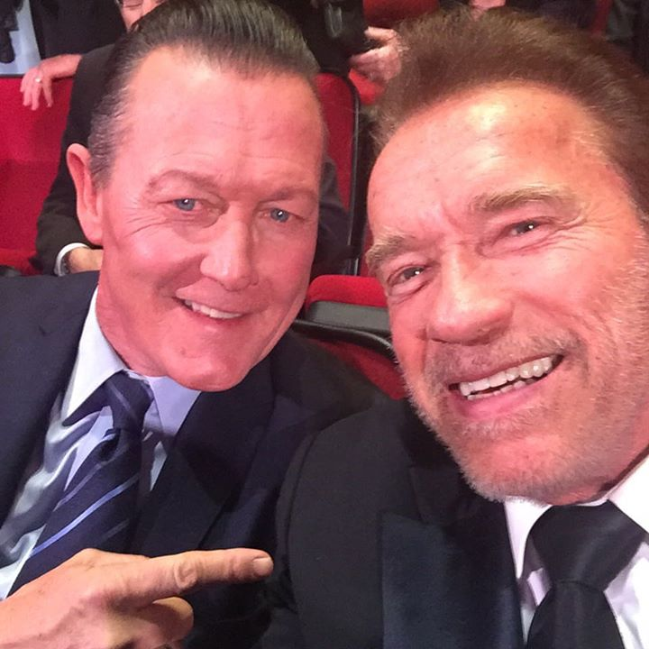 T-1000 and Terminator, reunited again 24 years later