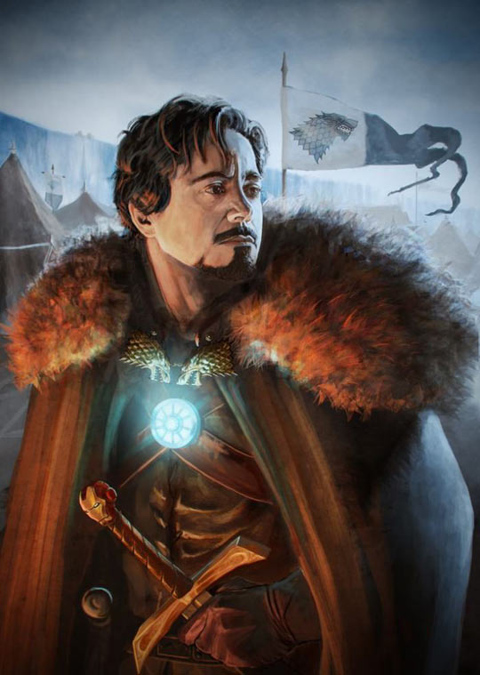 The Right Stark For The Iron Throne