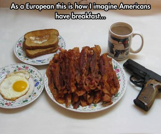 True American Breakfast