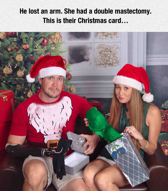 Perfect Christmas Card