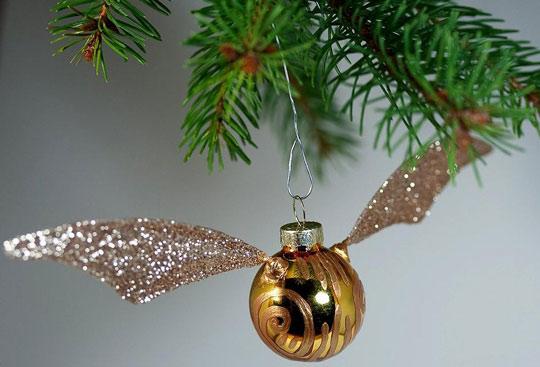 Clever Ornament Idea