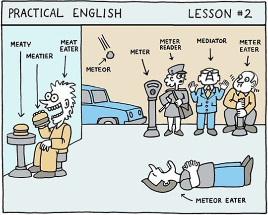 English Is So Simple
