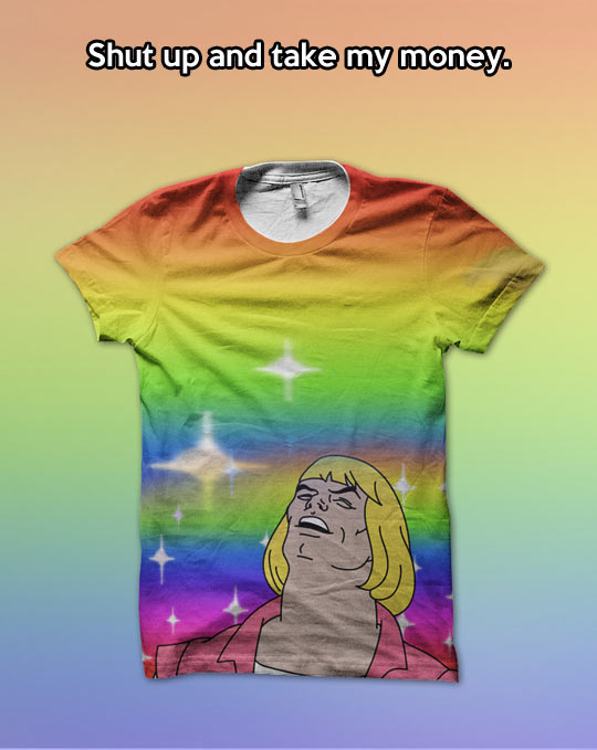 Quite Possibly The Best T-Shirt Ever Made