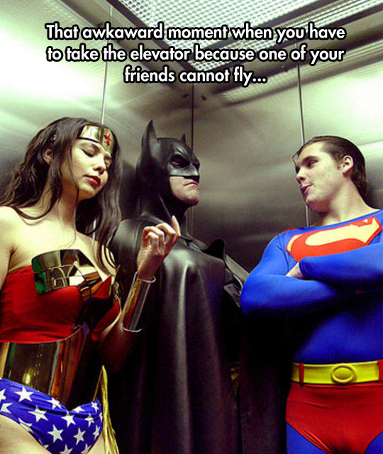 Common Superhero Problems