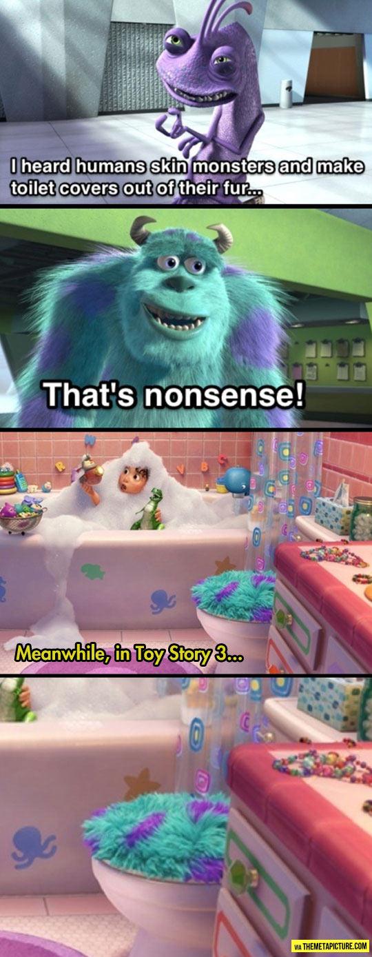 One Of The Darkest Jokes In Pixar History