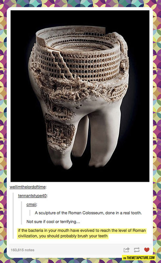 cool-Roman-Colosseum-tooth-cool