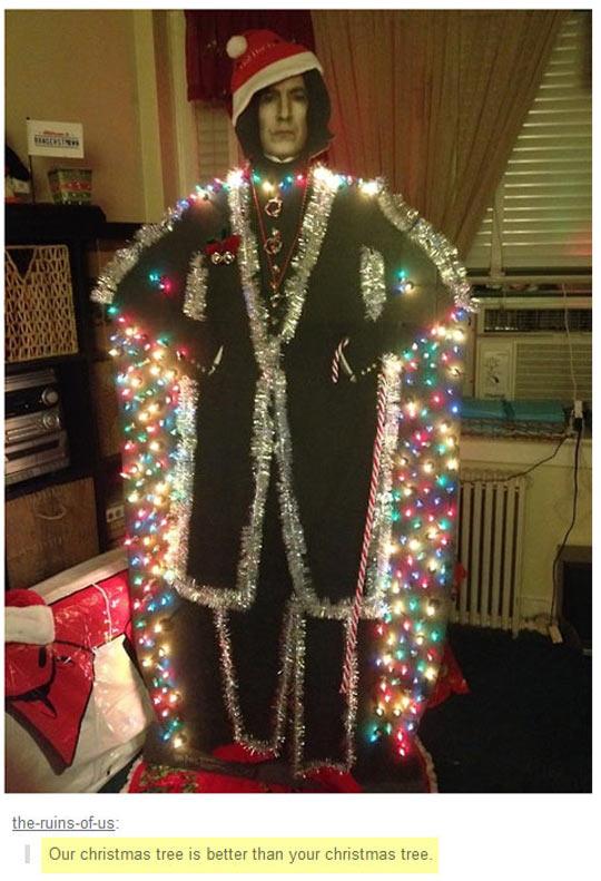 cool-Snape-Christmas-shine-tree