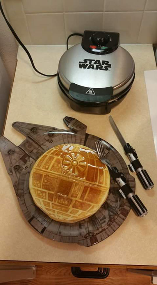 Star Wars Breakfast