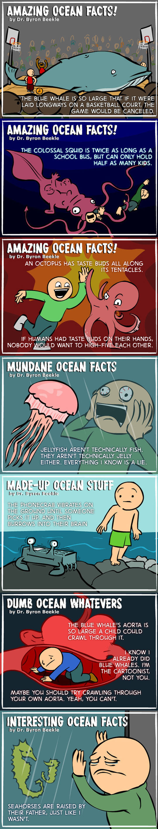 Crazy Ocean Facts You Probably Don