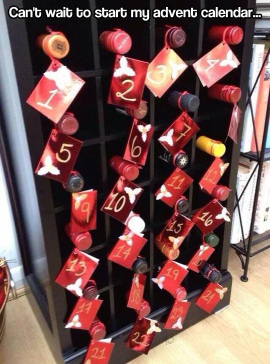 Advent Calendar Win