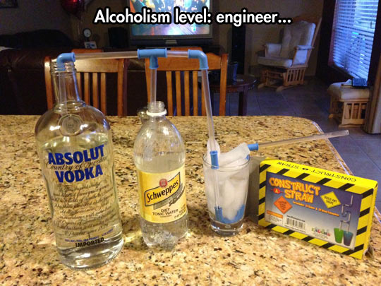Some Engineers Know How To Party
