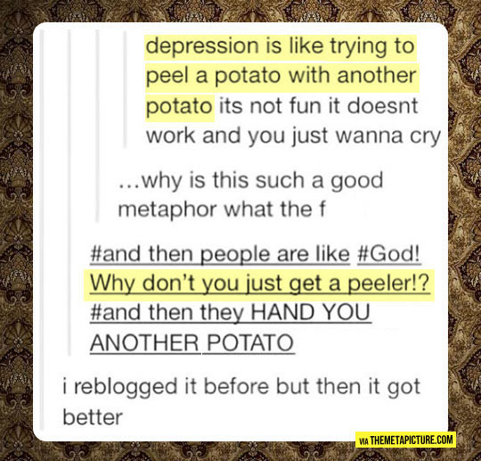 What Depression Is Actually Like
