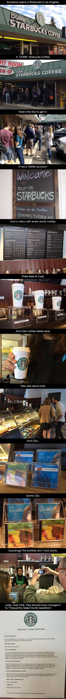 The Dumb Starbucks