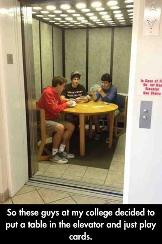 Casual Elevator Games