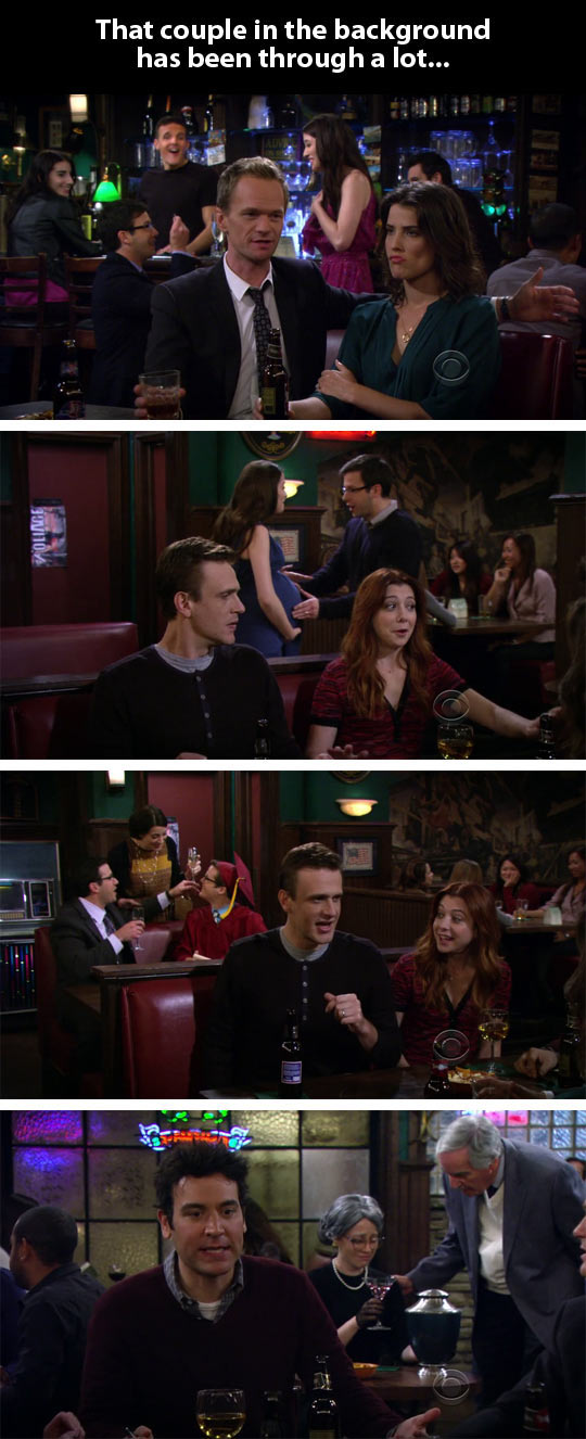 That Time There Was A Parallel Story In How I Met Your Mother