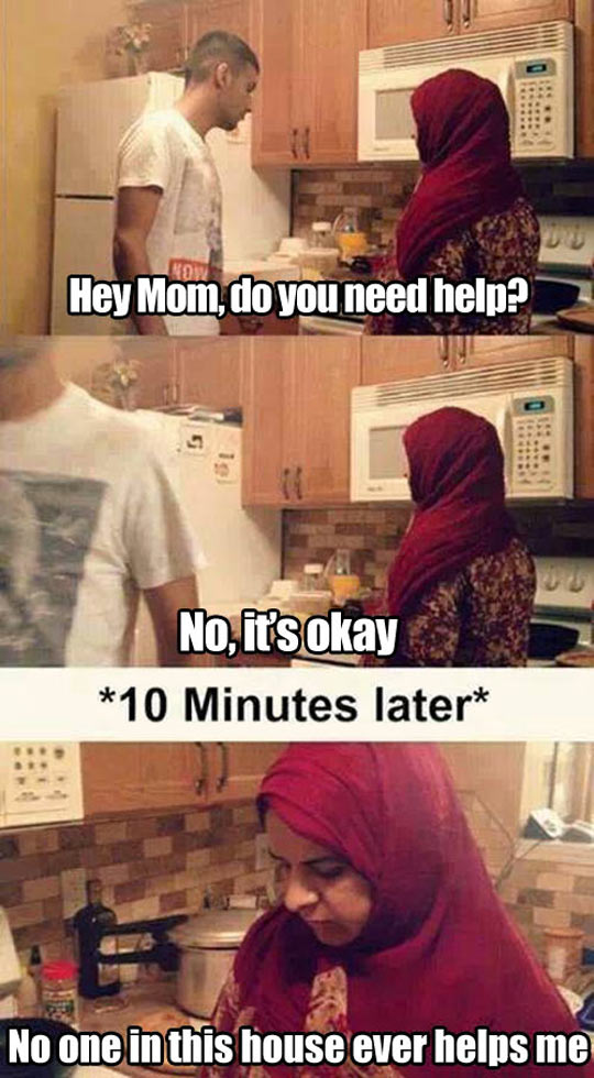 cool-kitchen-mom-help-son-house