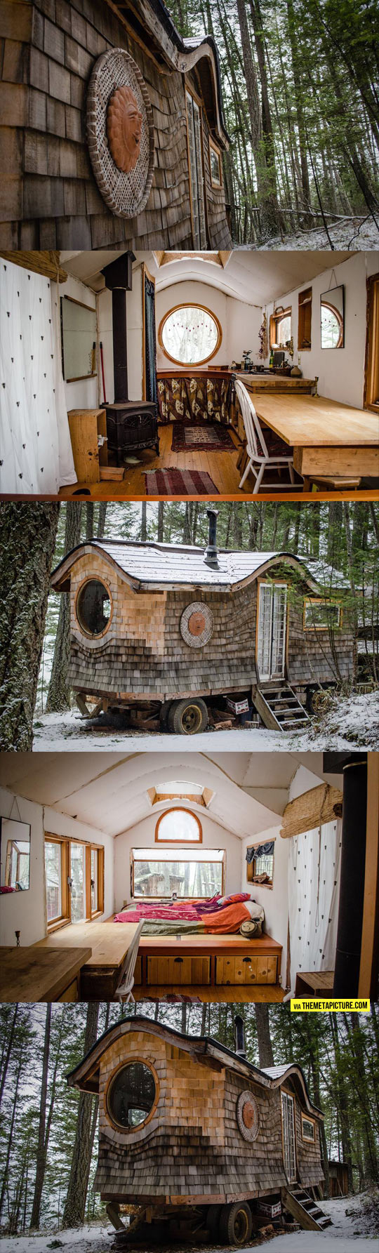 Just A Tiny House