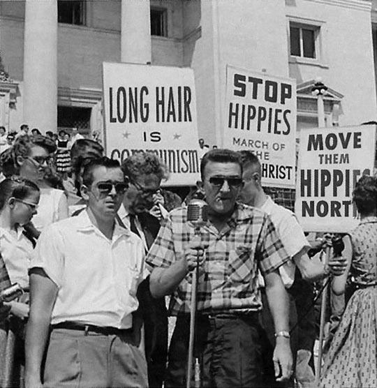 Long Hair Is Communism, Wait What?
