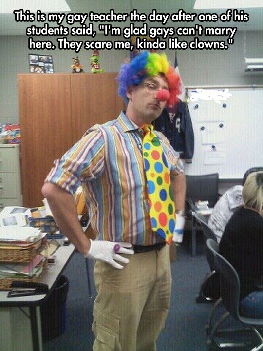 Kinda Like Clowns