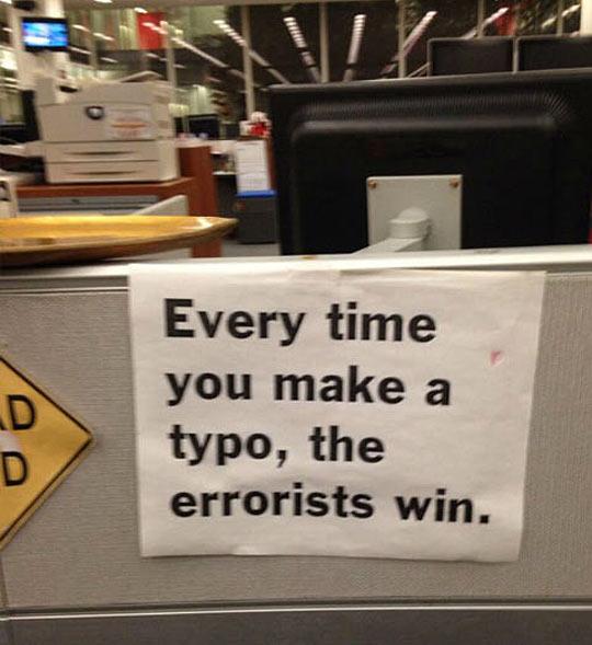 Grammar Is A Big Deal