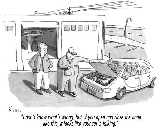 If I Were A Mechanic
