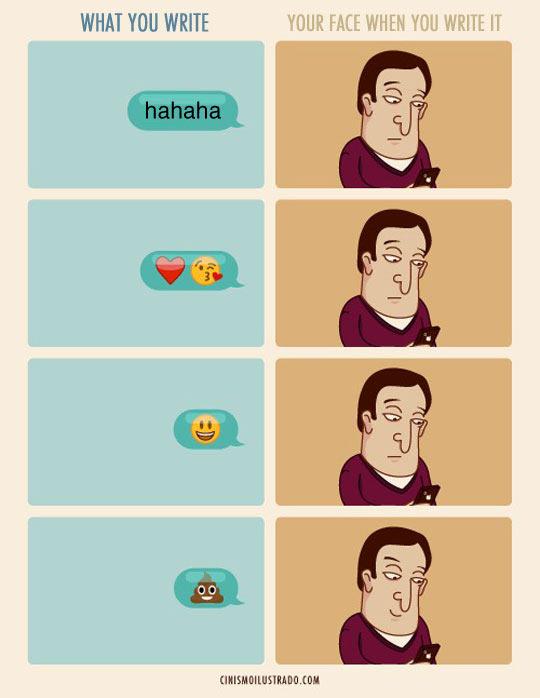 cool-writing-message-face-cartoon