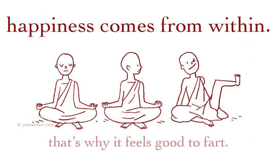 It Comes From Within