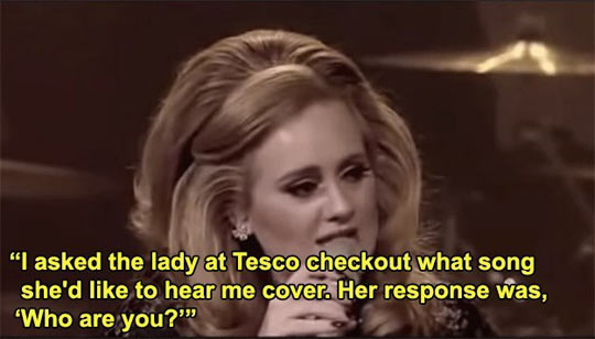 The Life Of Adele