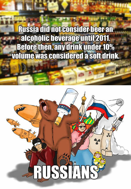 Just Russian Logic