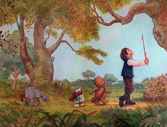 Wookie The Pooh