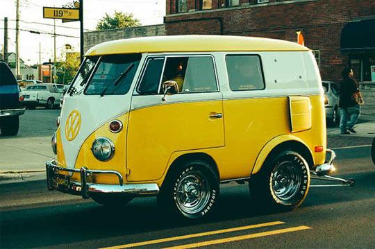 VW Short Bus