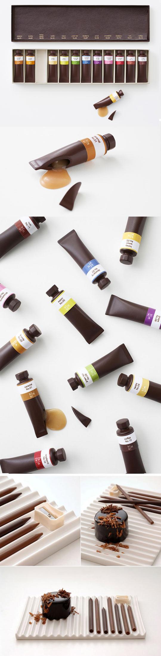 Edible Chocolate Art Supplies, I Need This