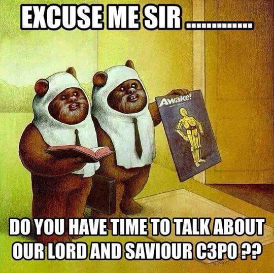 funny-ewok-C3PO-robot
