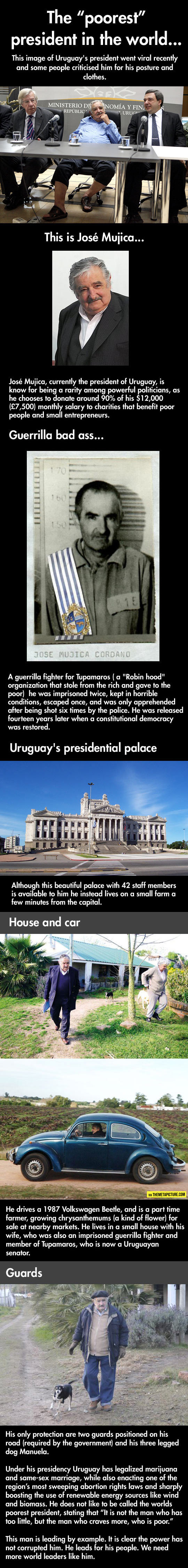 funny-president-of-Uruguay-poor-man