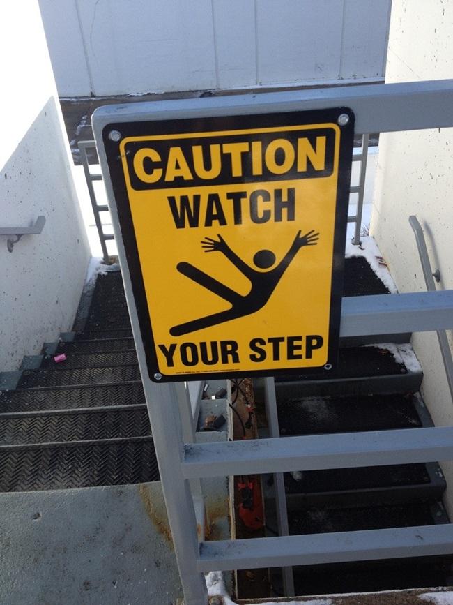 9-Caution