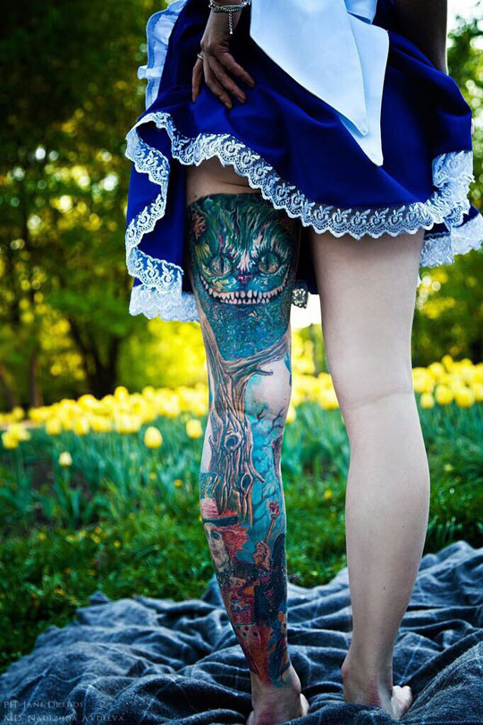 This Tattoo Is Magnificent