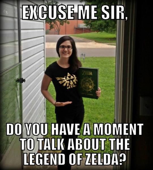 Annoying Majora's Witnesses