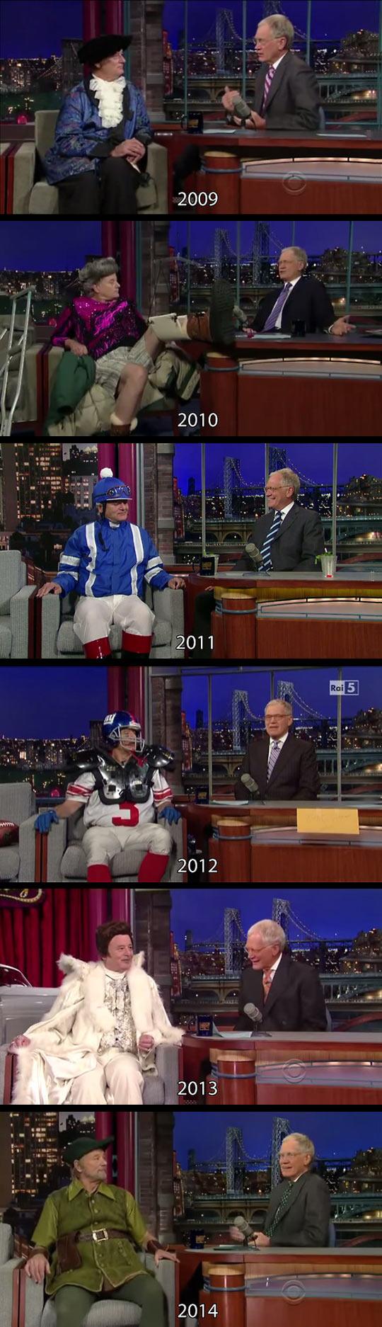 Bill Murray Through The Years