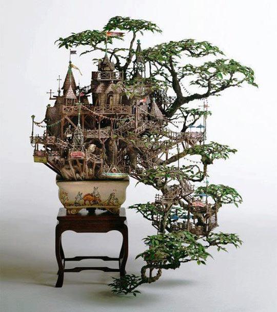 Bonsai Tree Castle