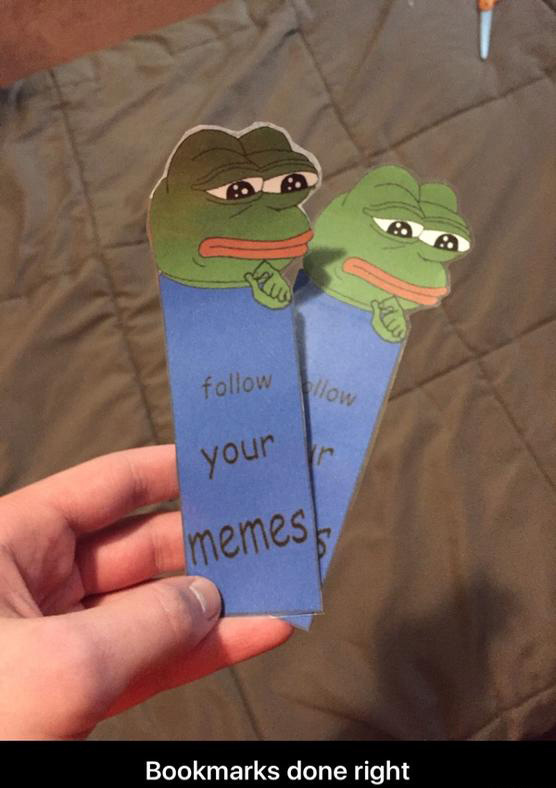 Bookmarks done right