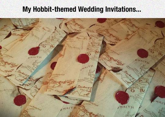 Wedding Invitations With A Twist