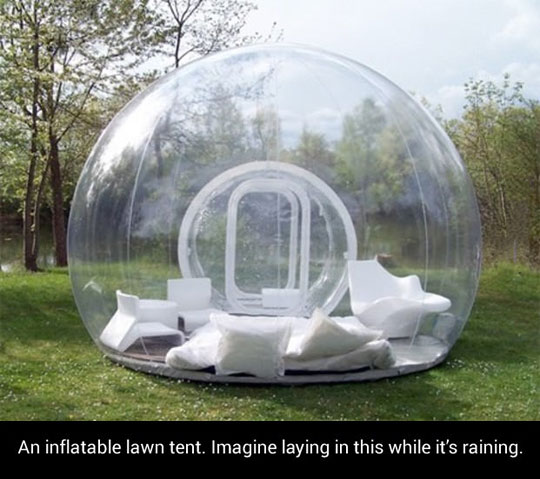 Inflatable Bubble