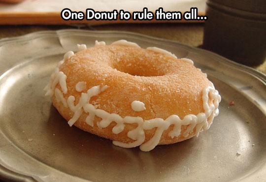 My Precious Donut