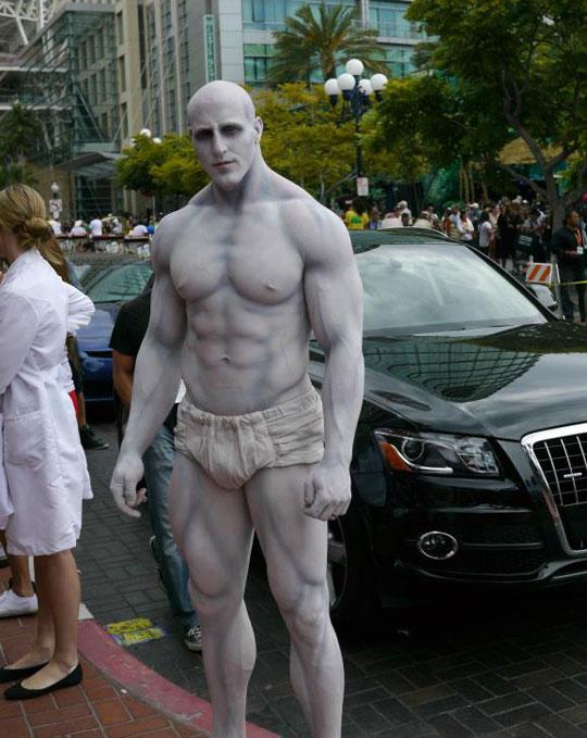 Prometheus Cosplay