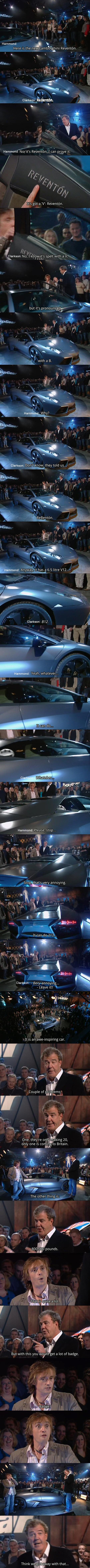 The New Lamborghini