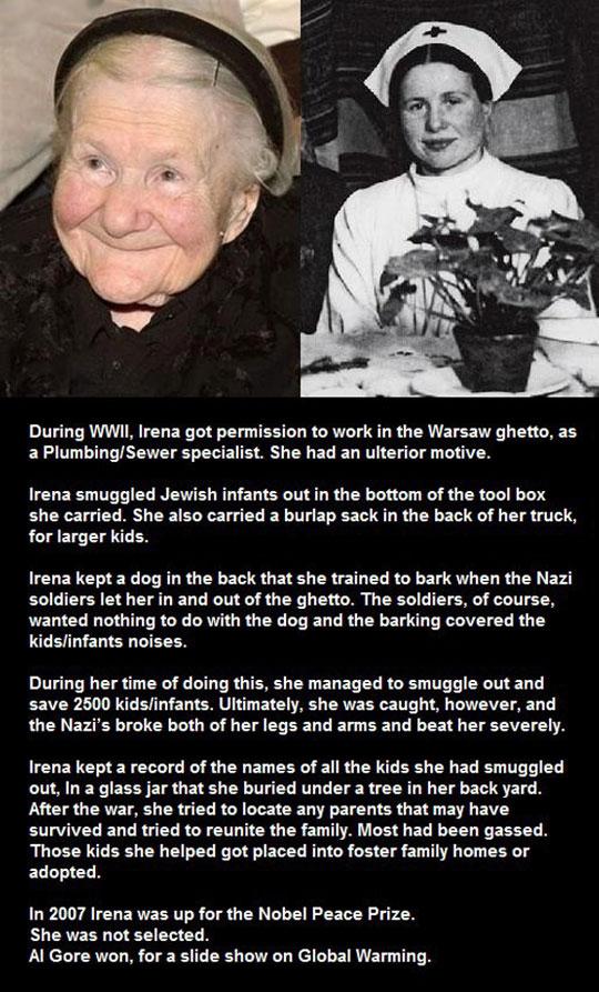 She Deserves Some Recognition
